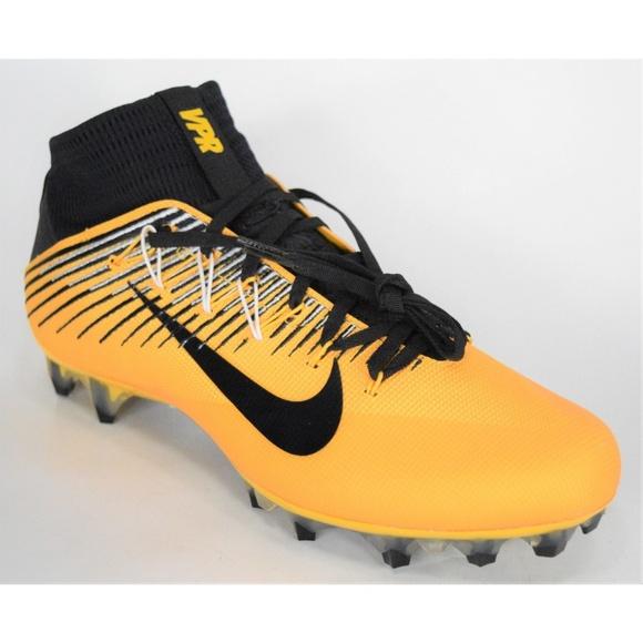 sports shoes b1947 f10ef Nike Shoes | Vapor Untouchable 2 Football Cleats Gold New | Poshmark